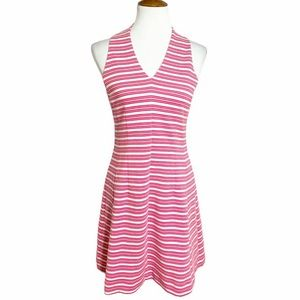 Lilly Pulitzer Dresses - Lilly Pulitzer Striped Fit Flare Sleeveless Dress